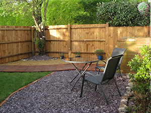 Puddleduck Self-Catering Holiday Cottage - garden